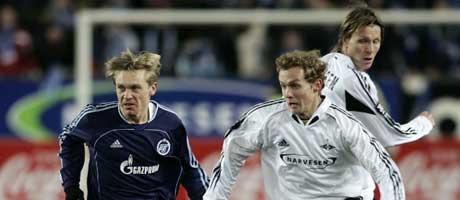Rosenborg i UEFA-cupen (Foto: Gorm Kallestad / SCANPIX)