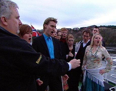 Musikkstudentene fra Trondheim fremfører opera i Kristiansund
