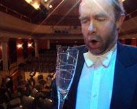 Kjell Seim, musikalsk leder ved Operaen i Kristiansund