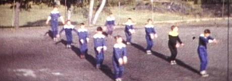Barnehjemsbarn arkiv. Foto: private bilder.