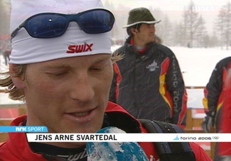 Jens Arne Svartedal er fast bestemt på å legge opp etter 2007-sesongen. Foto: NRK