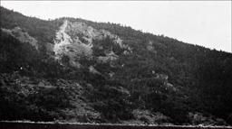 Tjellafonna fotografert midt på 1930-tallet av prof. A. Bugge.