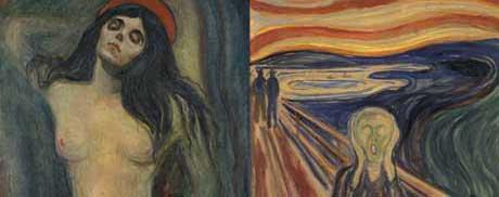 Bør vi reparere Munch-bildene?