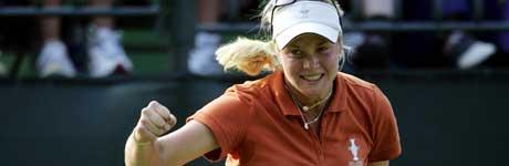 Suzann Pettersen (Foto: AP / SCANPIX)