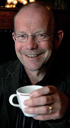Jonas Fjeld er aktuell med ny plate, «Mårrakvist». Foto: Gitte Johannessen, NTB.