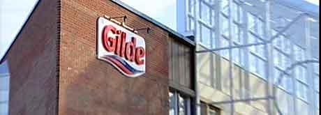 Gilde, Rudshøgda. Foto: NRK