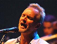 Sting. Foto: Scanpix.