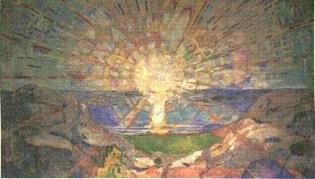 «Solen» av Edward Munch er fremdeles på avveie.
