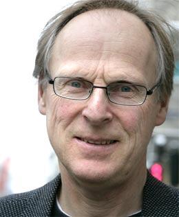 "Espen Sørby fikk Kritikerprisen som ""årets litteraturkritiker"". (Foto: Berit Roald/Scanpix)"