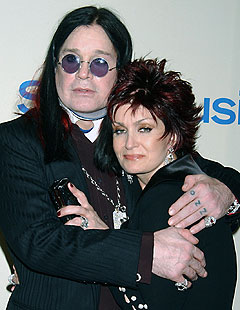 Ozzy Osbourne vil tilby Pete Doherty sin egen medisin: Kona Sharon Osbourne. Foto: Tammie Arroyo, AP Photo / Scanpix.