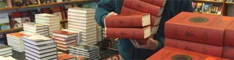 Vi leser stadig mer enn før. Foto: Marit Hommedal/Scanpix
