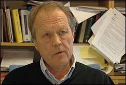 – Det store problemet er de useriøse, sier Trond Aas. Foto: NRK/FBI
