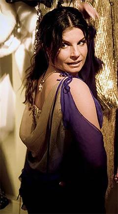 Carola var favoritt, og vant også til slutt årets svenske Melodi Grand Prix-finale. Foto: Rickard Eriksson.