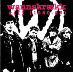 Riff (1980 - 1985) ble gitt ut av Per Trondaune og dagens DumDum-manager Steinar Vikan i 1992. Foto: Faksimile.