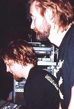 Tidligere Gåte-manager Per Tronsaune hadde viktige fingre med i spill i begynnelsen av karrieren til DumDum Boys. Foto: Gåte.