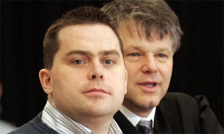 David Toska og Øystein Storrvik (Foto: Scanpix)