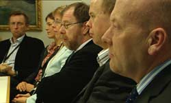 Granskningsutvalget. Foto: NRK/Brennpunkt