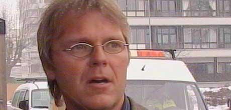 Adm.dir. Marvin Jensen leder entreprenørselskapet Otera (foto: Hilde Skarvøy Gjestland)