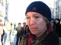 Lærer Geir Hundvebakke. Foto: Espen Hatlestad/NRK.