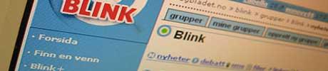 Mannen skal ha møtt jentene på pratekanalen Blink på internett. Foto: NRK