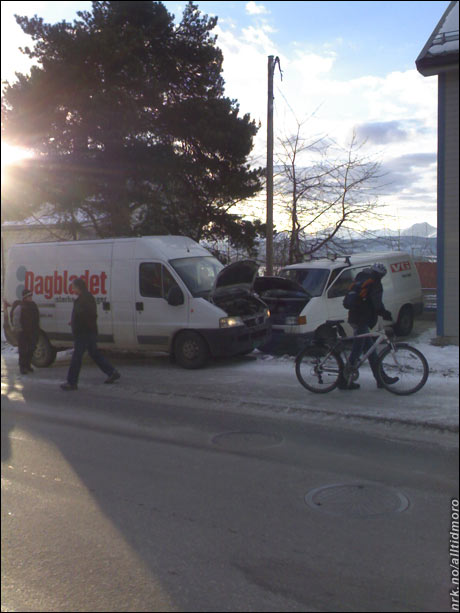 (Foto: Anders Eckermann Eikeland. Bildet er ikke manipulert.)