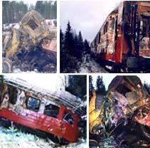 Eit nytt kommunikasjonssystem skal hindre alvorlege trafikkulykker som på Åsta.