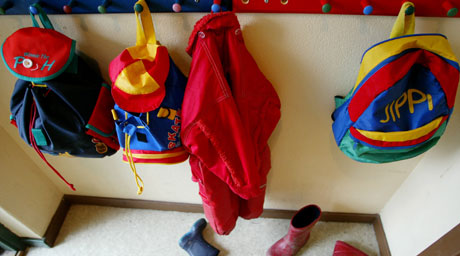 Stadig flere ønsker seg barnehageplass i Oslo. Ill.foto: Berit Roald, Scanpix