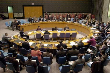 Det er lite truleg at Tryggingsrådet i FN kan einast i saka om Irans atomprogram. (Foto: AFP/Scanpix)