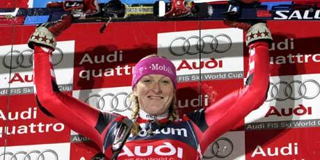 Janica Kostelic (Foto: AP/Scanpix)