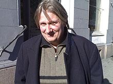 Forsker Geir Moshuus har i lengre tid vært tett på rusbrukere i hovedstaden med muslimsk bakgrunn. Foto: Sjur Sætre, NRK