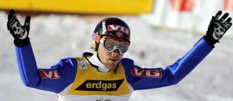 Bjørn Einar Romøren (Foto: Håkon Mosvold Larsen / SCANPIX)
