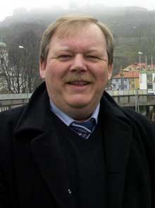 Det blir ikke direktevalg på ordfører Per Kristian Dahl (Ap) i Halden kommune i 2007, dersom han stiller til valg. Foto: Rainer Prang, NRK