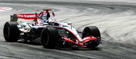 Kimi Räikkönen (Foto: AP / SCANPIX)