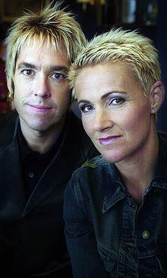 Per Gessle og Marie Fredriksson i Roxette kommer tilbake etter lang pause. Foto: Erlend Aas, Scanpix.