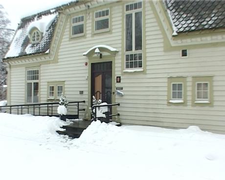 Søre Sunnmøre tingrett. Foto: Harald Stavseth