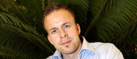 Thomas Myhre (Foto: Bjørn Sigurdsøn / SCANPIX)