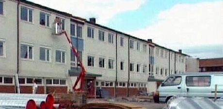 Manglerud skole er en av skolene Håndverkekspressen har har jobbet på. Arkivfoto: NRK