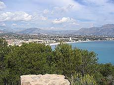 Albir på Spanias Costa Blanca. Foto Andreas Toft.