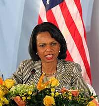 Condoleezza Rice. (Foto: Scanpix/AP)