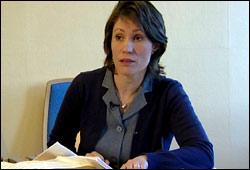 Advokat Ane Sofie Tømmerås.