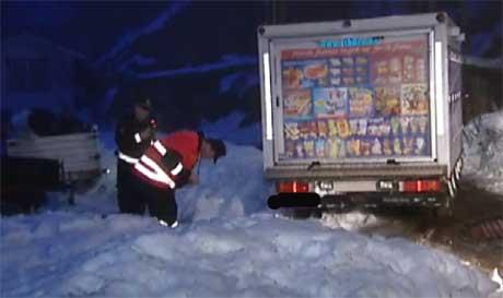 Bilverkstedet, som EU-godkjente isbilen, før den drepte en fire år gammel jente, har levert rapport. Foto: NRK