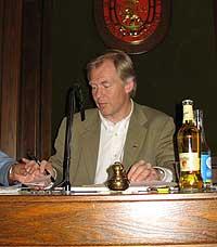 Ordfører Jan Oddvar Skisland er bekymret for konflikt med eierkommunene i Agder Energi (foto: Svein A. Sundsdal)
