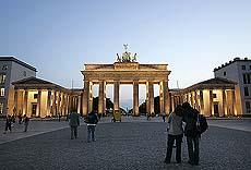 En dannelsesreise inneholder selvsagt en stopp i Berlin. Foto Scanpix.