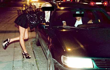 Prostitusjonen i Tyskland (her fra Munchen) er ventet å øke ytterligere under fotball.VM. (Foto: AFP/Scanpix)
