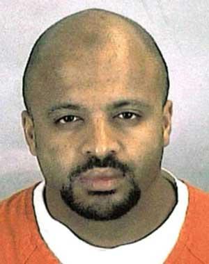 SISTE 11.SEPTEMBER-MANN: Franskmarokkaneren Zakarias Moussaoui kan få dødsstraff for medvirkning til terrorangrepet på USA 11. september. (Foto: Reuters/Sherburne County)