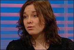 Studieåret ble et selvstudium, sier Linda Brede. Foto: NRK/FBI