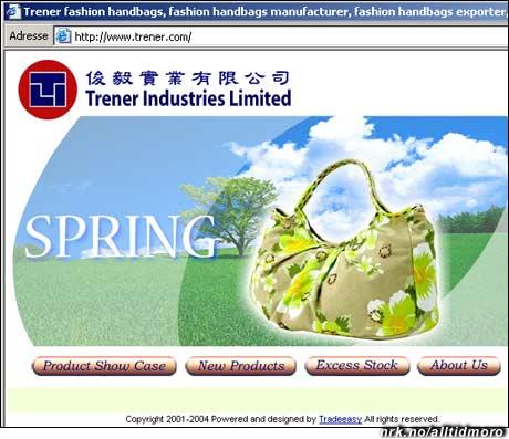 Også trenere trenger moteriktige vesker, og på trener.com finner du vårens modeller.