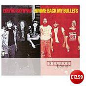 "Lynyrd Skynyrd sitt fjerde album, ""Gimme Back My Bullets"", i ny deluxeutgave."