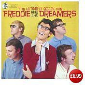 Freddie & The Dreamers i nyutgivelse.