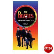 Fire amerikanske Beatles-LP-er endelig tilgjengelig på CD.